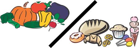 Vse ogljikove hidrate ne smemo metati v isti koš. Ogromna razlika je med jabolkom, ki je raslo na drevesu in jabolčnim sokom z 20 % deležem sadja, ogromno dodanega sladkorja in aditivi.