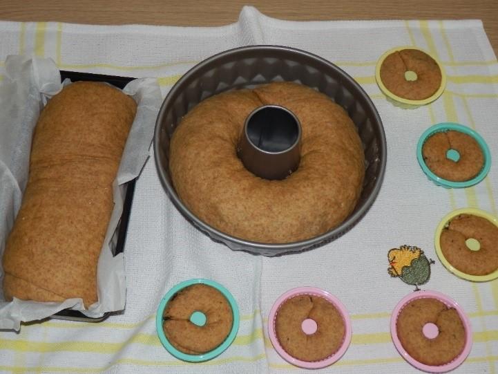 razlicni modeli potic v pekacih
